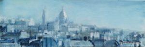 Peinture panoramique de Léon SPIERENBURG