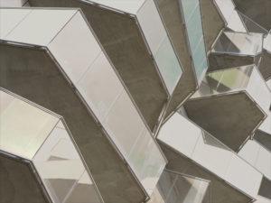 Photographie abstraite de Corinne Cavillac - architecture